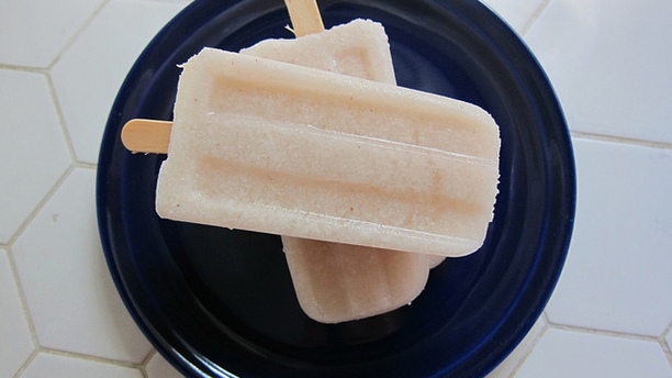 Coconut Creamsicles