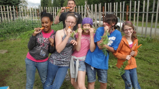 Encouraging News About the Rise of Student Gardens