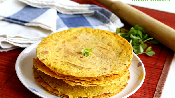 5-Step Vegan Indian Khakhra Bread