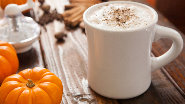 The Pumpkin Spice Latte: Vegan Style